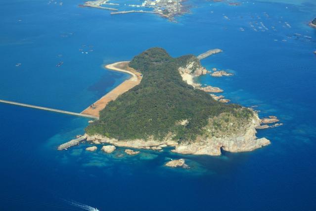 Second Island campground