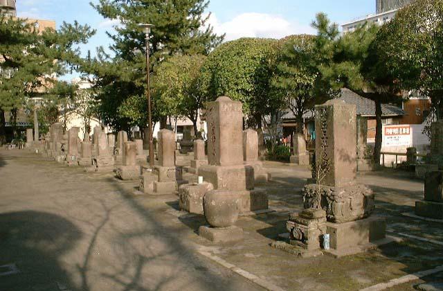 南林寺由緒墓