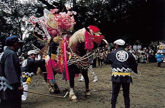 【一部イベント中止】早馬祭