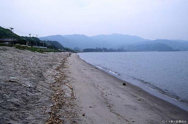 高須浜田海岸