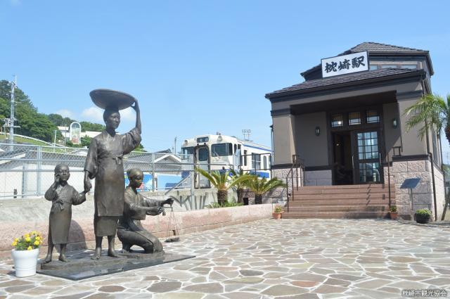JR日本最南端の始発・終着駅「枕崎駅」