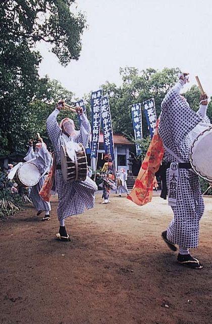 東鹿篭の豊祭