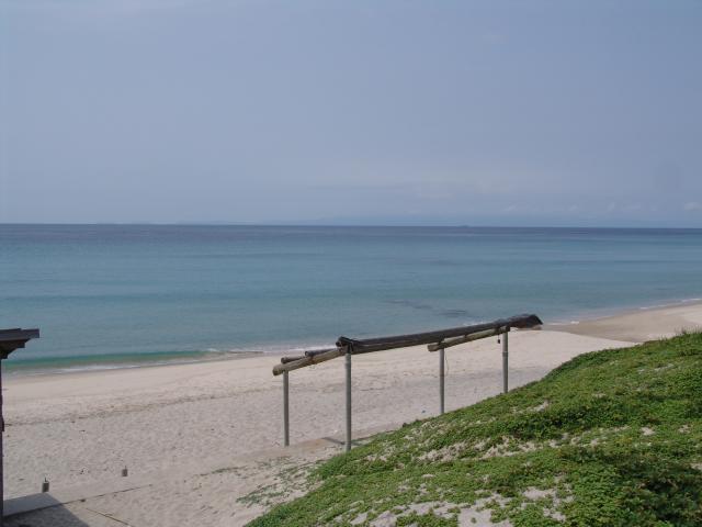 よきの海水浴場