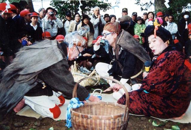 稲荷神社お田植祭