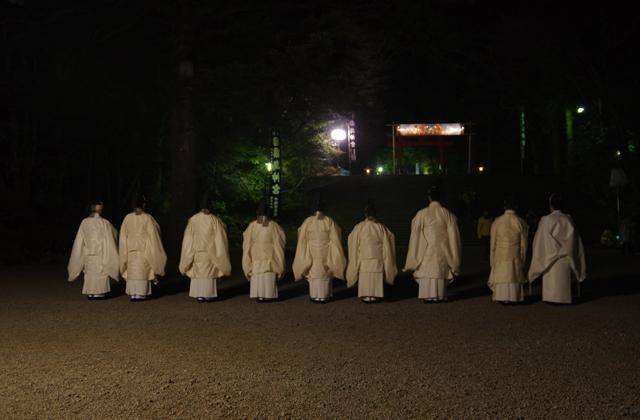 霧島神宮歳旦祭