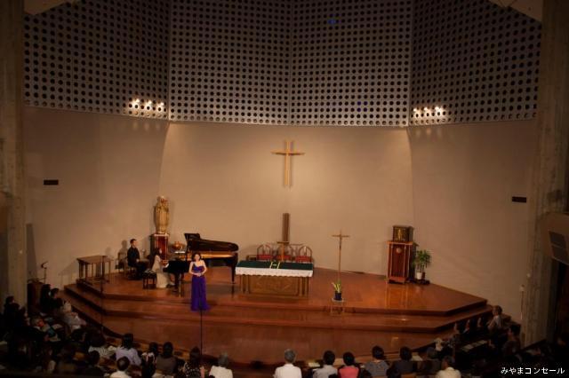 ザビエル教会コンサート