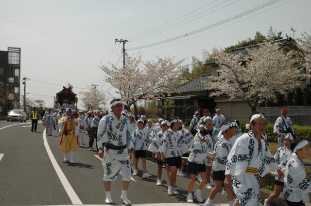 徐福花冠祭