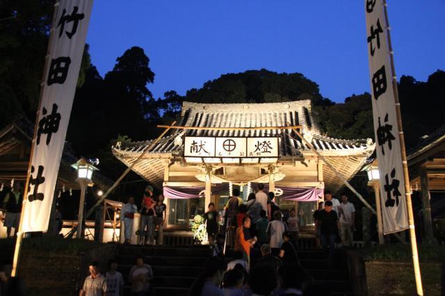 Takeda Shrine Summer Festival★46211ba2210138275