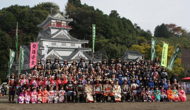 【2020年中止】大隅の國やっちく松山藩「秋の陣まつり」