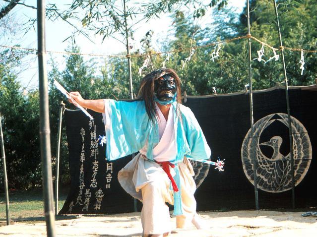 熊野神社神舞