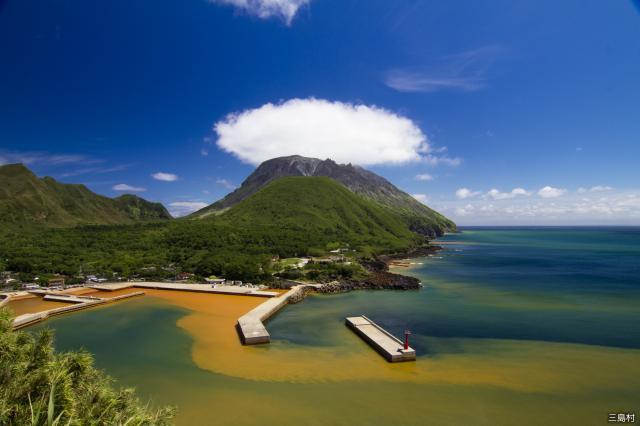 恋人岬からの風景