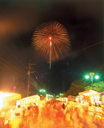 【2021年中止】入来夏まつり納涼花火大会
