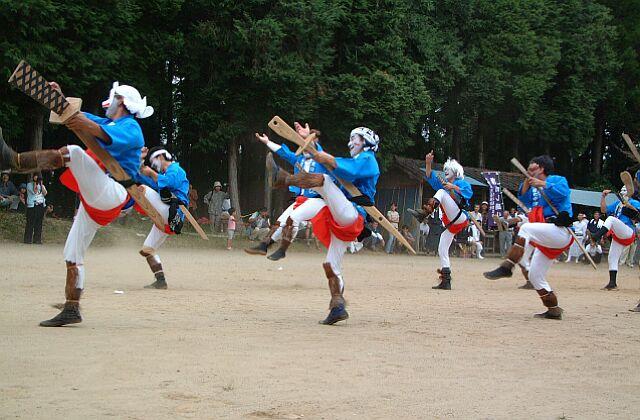 大石神社秋の大祭