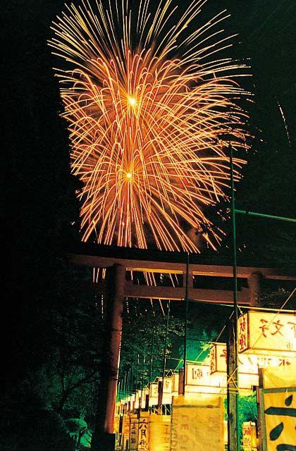 献灯祭(六月灯)