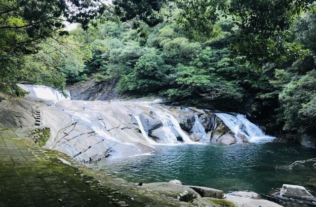 轟の滝(鹿児島県肝付町)