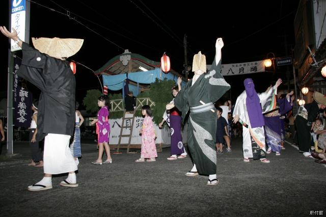 本町八月踊り