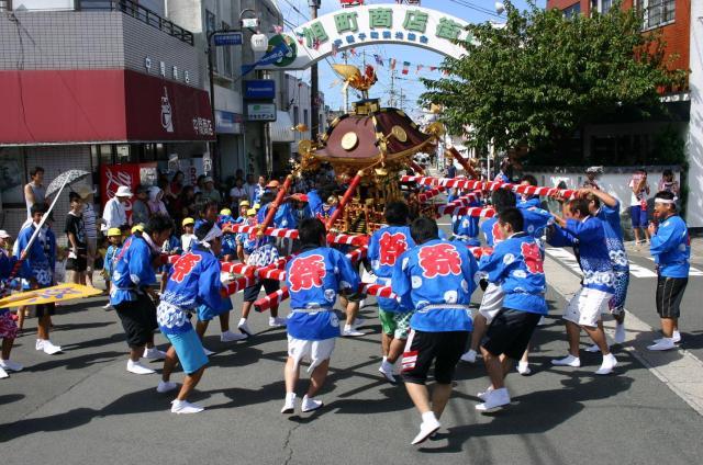 中種子町よいら~いき祭り