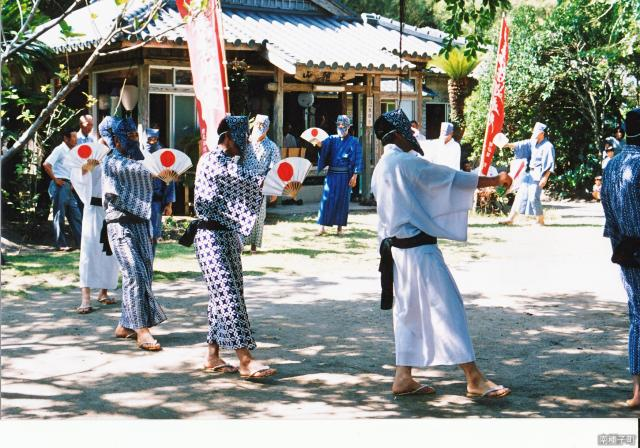 西之本国寺盆踊