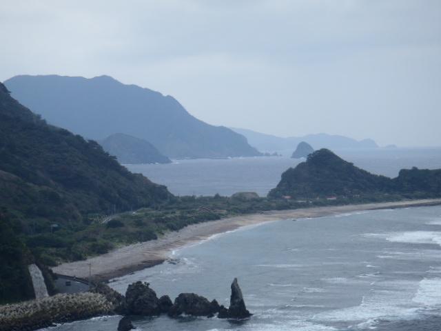 国定公園ヒエン浜