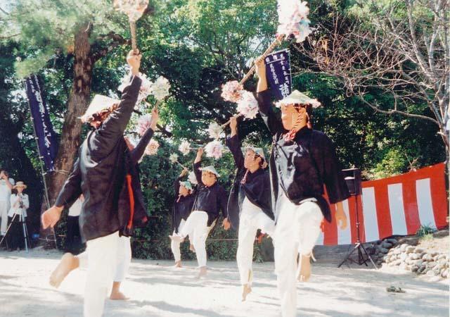 【2021年中止】大屯神社祭(諸鈍シバヤ)