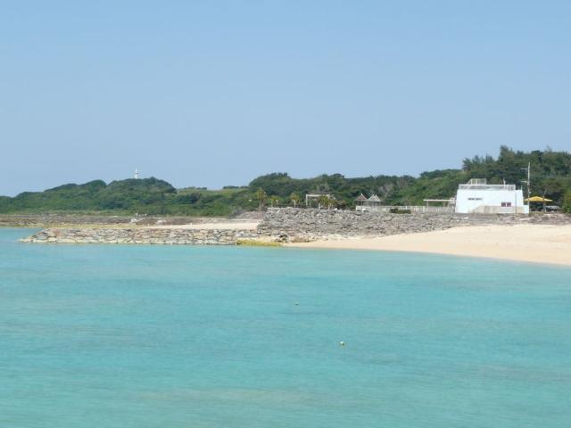 与名間海浜公園海水浴場
