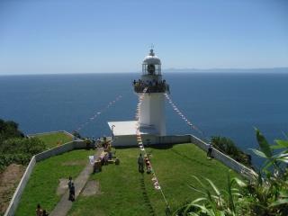 チキウ岬灯台一般公開