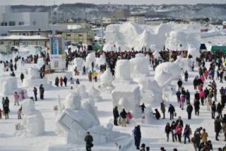 【2021年中止】第56回あばしりオホーツク流氷まつり