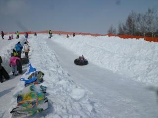 巨大滑り台