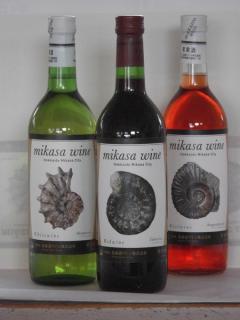 アンモナイトワイン