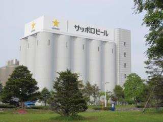 サッポロビール(株)北海道工場