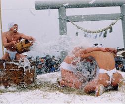 寒中みそぎ祭り