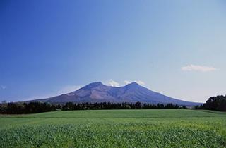 駒ヶ岳(北海道森町)