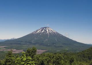 羊蹄山(北海道真狩村)