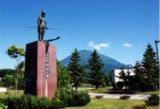 レルヒ中佐記念碑