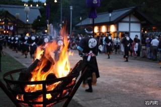 岩内神社例大祭