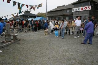 大漁宝引き大会