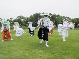 白糠駒踊り