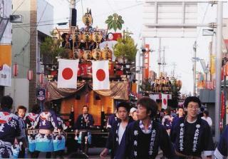 【2021年規模縮小】大畑八幡宮例大祭