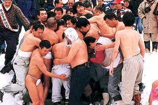 【2021年開催中止】早池峰神社蘇民祭