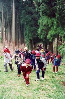 室根山ハイキングコース