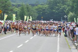 【中止】岩手山焼走りマラソン全国大会
