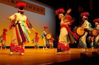 雫石町無形文化財芸能祭