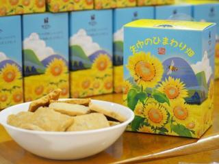 矢巾のひまわり畑~ひまわりクッキー~