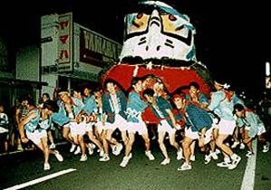 【2020年中止】大原だるま祭り