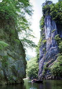 Geibi-kei Gorge