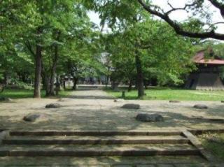 陸奥国分寺跡