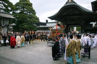 竹駒神社初午大祭