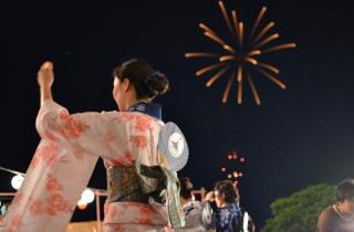 【2020年中止】松島流灯会 海の盆