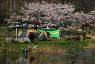 牛野水壩露營地