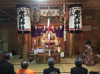 老犬神社例大祭